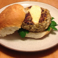 Chicken and Lentil Burgers
