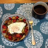The Harissa Breakfast Bowl Experiment