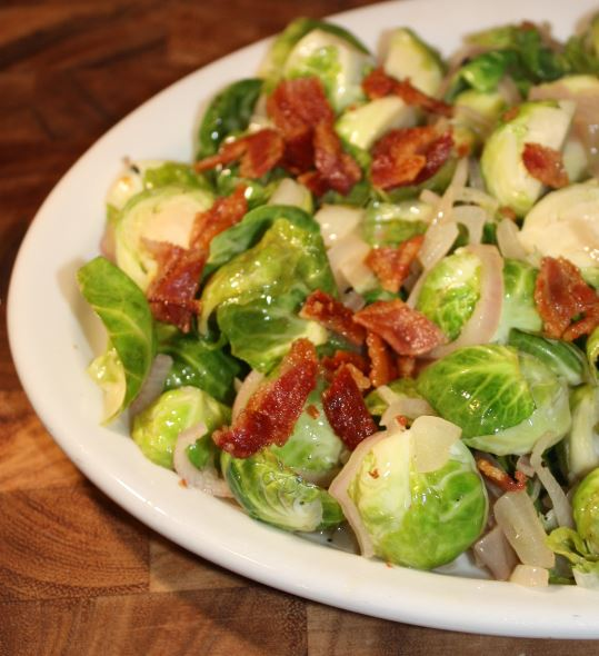 cider braised brussels sprouts with bacon_3