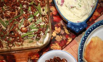 homemade green bean casserole_5