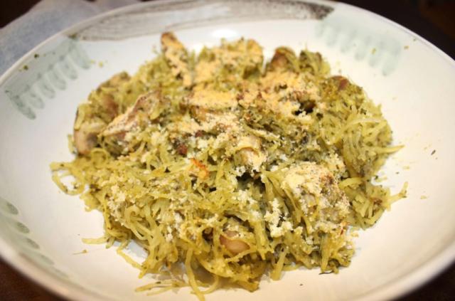 spaghetti squash pesto chicken.PNG