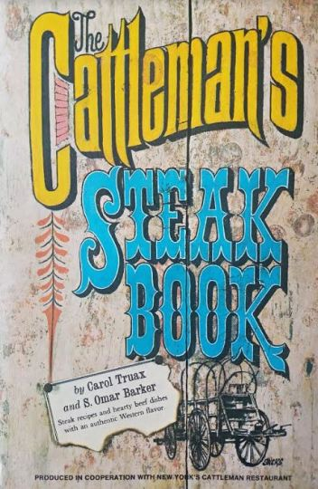 cattlemans stakehouse restaurant cookbook.JPG