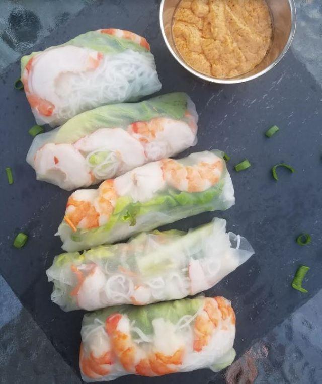 summer rolls shrimp rice noodles.JPG
