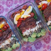 Steak Cobb Salad with Quinoa
