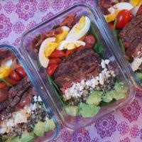 Steak Cobb Salad with Quinoa